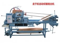 上海皮子机自动切面组合机